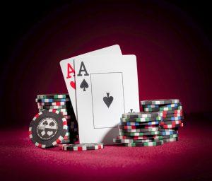 poker på casino